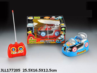 Popular Kids diy rc car kit large plastic toy car in china