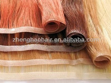 wholesale 0.8cmx4cm indian remy human hair tape weft/22inch remy skin weft/chinese remy pu weft