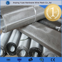 Alibaba china suppliers hebei YUZE ISO Certificate wholesale Woven Technique ultra fine stainless steel wire mesh