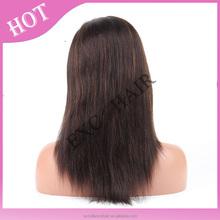 Human hair black men lace front wigs mens hair wigs