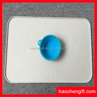 Novelty And Hot Sale silicone induction pet mat