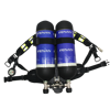 Double cylinder high compressed air breathing apparatus China respirator SCBA