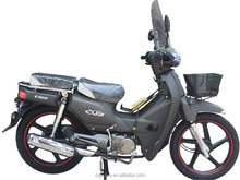 Morocco Turkey EEC 49cc 110cc Cub Factory Made Motorcycle from China