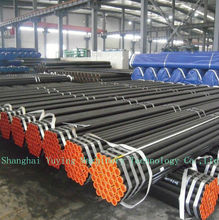 API 5L GrB ERW steel pipe for oil and gas