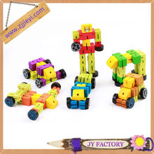 Jieyi handmade wooden baby educational toy