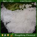 Industrial, de la categoría alimenticia cloruro de magnesio 7791-18-6