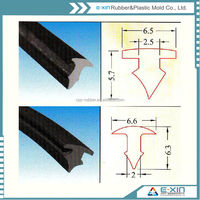 Silicone Rubber Seals door weather seal / rubber strips