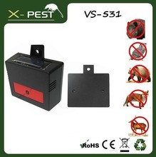 Solar Powered Nite Guard Predator Eye Repels Night Pests & Animal Protects Home Security Effective Animal Pest Repeller