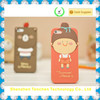 New Cute 3D Cartoon Case for iphone 5 5s Soft Silicone Cover Case