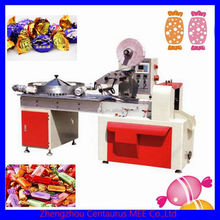 Most popular candy wrapping/packing machine with lowest price