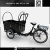 Family bike passenger Finnish BRI-C01 3 wheel chopper