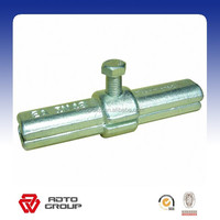 Scaffold accessories BS1139 EN74 drop forget joint pin