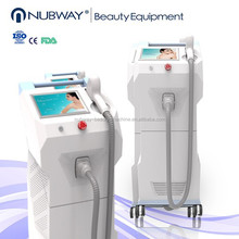 Germany portable 808nm Diode Laser Hair Removal beauty equipment&machine