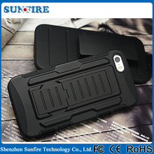 Rugged belt clip holster combo case for iPhone 6, for iphone 6 accesories 2015