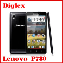 Lenovo P780 Quad Core mobile phone 4000mAh Battery OTG Android 4.2 1.2GHz Dual Sim 5.0 inch HD 8.0MP