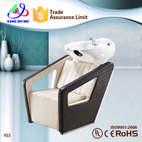 durable beaurty shampoo bowl with chair