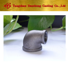 Reducing Elbow Malleable Iron Pipe Fittings