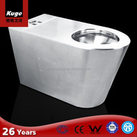 Chuangxing Kuge High Quality One Piece Portable Wc Toilet
