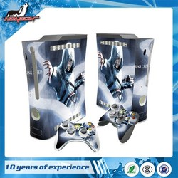 Hot sale OEM Protective Sticker Cover For Xbox360 skin