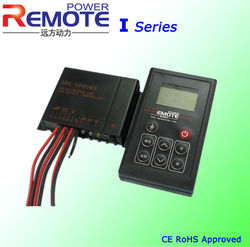 Infrared remote solar controller Waterproof Solar Charger with LED driver
