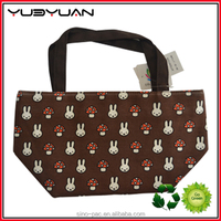 2015 Wholesale ladies favorite thicken 600D polyester matreial including soft lining fashion latest beautiful lady handbags