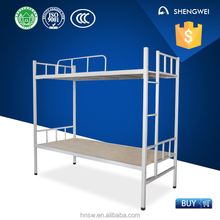 Classical simple adult wood bunk bed with low price