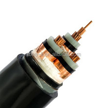 medium voltage , XLPE / PVC Insulated armoured Power Cable