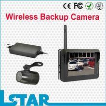 3.6inch IP66 best wireless rear view camera system