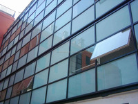 Commercial and Residential Building Glass, Curtain Wall Double Glazing Glass