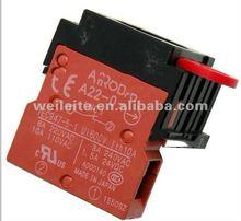 OMRON push button SwitchA22-MR-10M