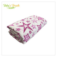 Baby Wholesale Wraps Resuable Printed Muslin Swaddle Blankets