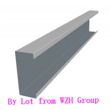 steel C Purlin / Z Purlin / H Beam Steel Structure Steel Work