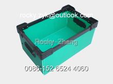 hollow PP plastic sheet filling trays simple storage carton