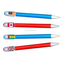 Practical Umbrella Character Pens/ Clip Cartoon Pen YB-3005