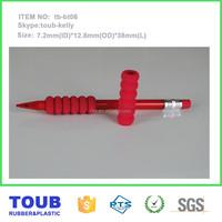 pen pencil ridged grip for students TB-06