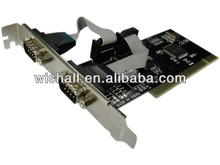 PCI Serial Port 2Port Card with WCH CH352L