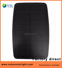 customized factory direct price 6V 1W small solar panel for lamps