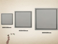 Amazing price!!! SMD 3014 square ceiling led 600x600 mm