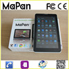 china market of electronic android phone dual sim card slot 7 inch, 3G dual core tablet pc with phone call