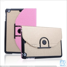 New Arrive 360 degree Rotating Leather Flip Case for iPad mini/ iPad mini 2/3