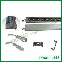 dream color ws2812b thin led light bar driving light bar