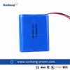 high quanlity lihtium ion 1300mah 14.4v solar energy storage battery