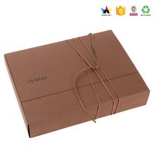 Paper jewellery gift box custom