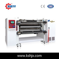 Motors laminated film automatic slitting machine