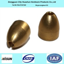 Dongguan Factory Supply Top Quality Special Style Lead Fishing Sinker, Fishing Weights
