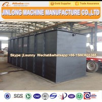 5 m3 Package sewage treatment plant for domestic and industrial wastewater