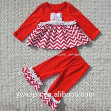 Chicas lindas de otoño traje boutique, de lujo ropa de bebé niña, ropa del bebé conjunto