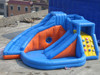 NEWEST Popular inflatable water slides special for little kids