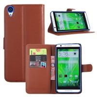 for HTC desire 820 case flip wallet, hot selling case for HTC desire 820