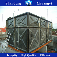 Hot Sale! Cheaper Price Enemalled Potable Water Tank for Irrigation/Firefighting/Drinking Water Treatment